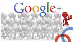 google plus volgers